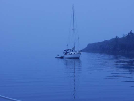 Cape Dory 30 - Jewell Island