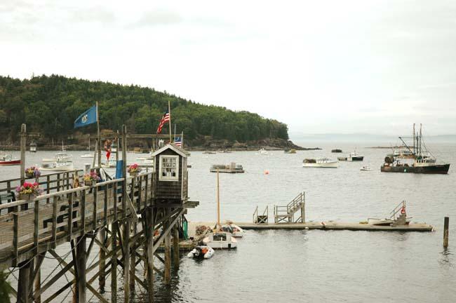 Schooner Dock