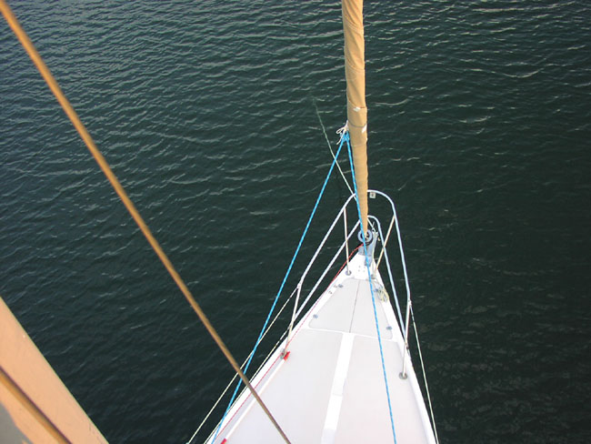 Changing The Anchor Light