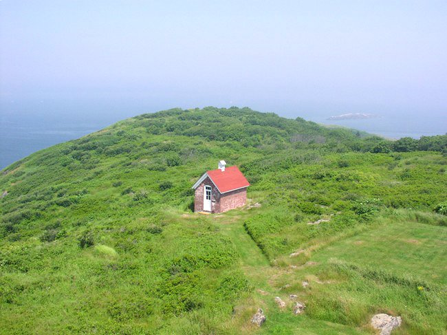 The View From Seguin Island Light