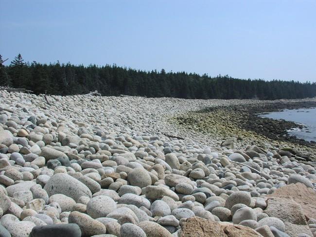 Round Rocks Frenchboro Island