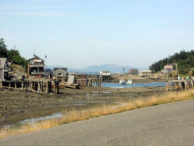 Low Tide At Lunts Harbor