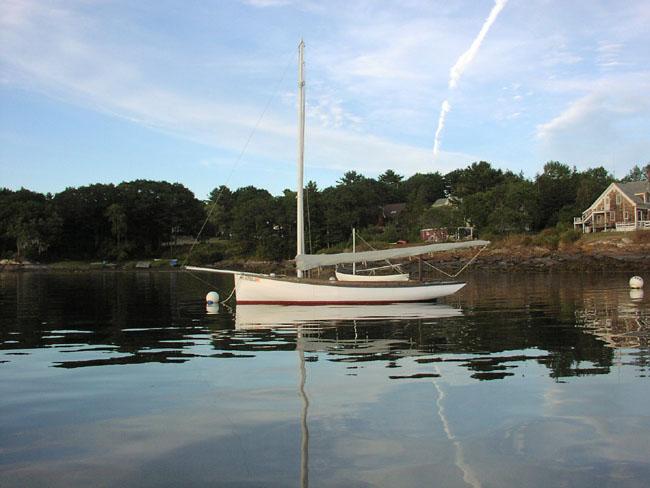 Day Sailor - Round Pond