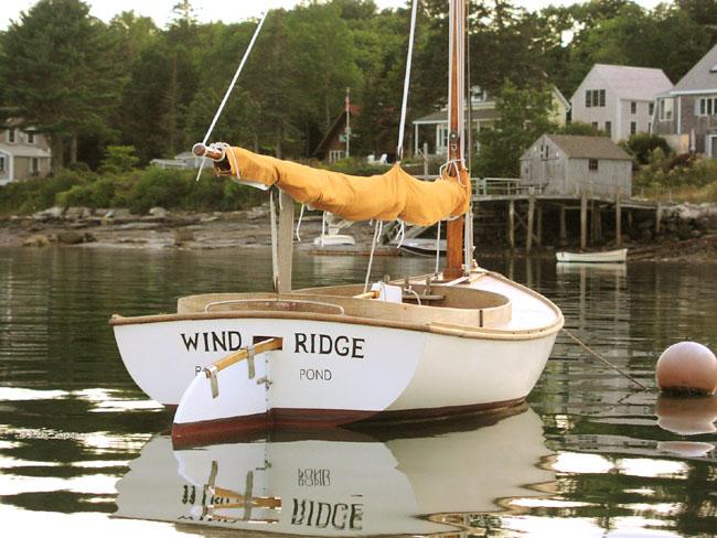 Wind Ridge - Round Pond