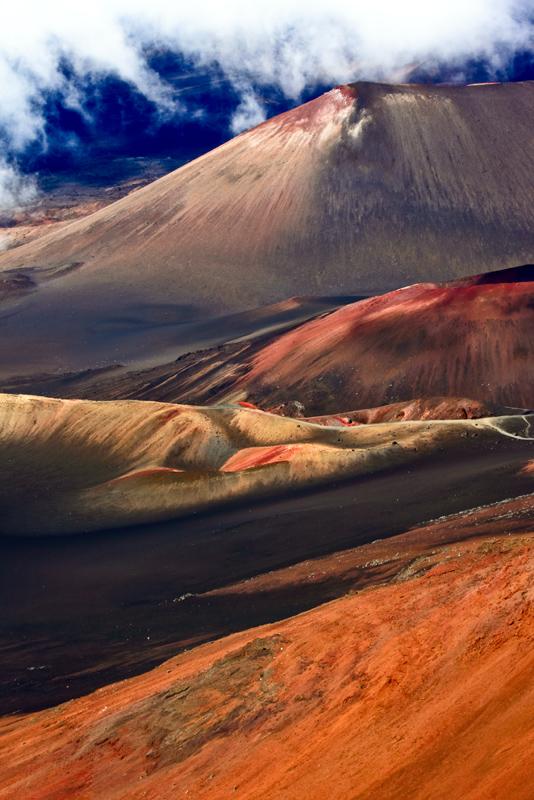 Haleakala - Caldera Colors (RD-575)