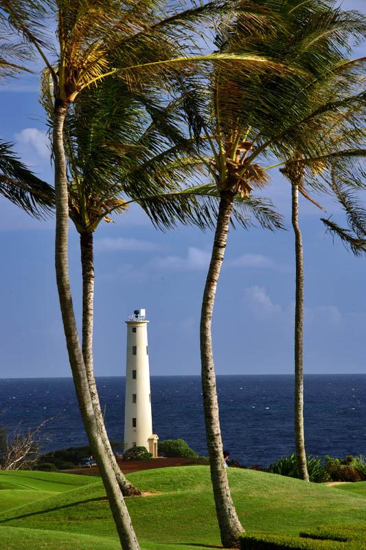 Nawiliili Lighthouse
