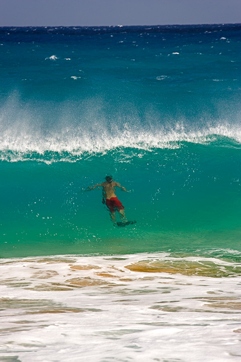 Surfing - Critical Moment
