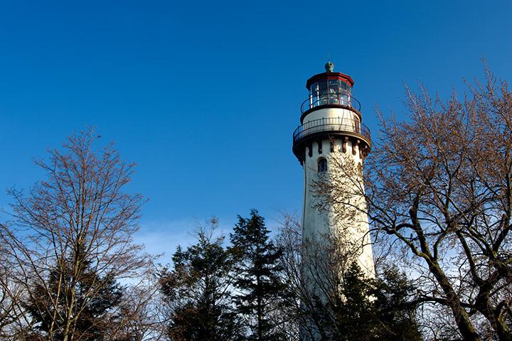 Grosse Point - Evanston Lighthouse (IL)