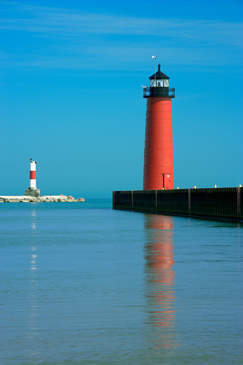 Kenosha Point  North  Lighthouse (WI)
