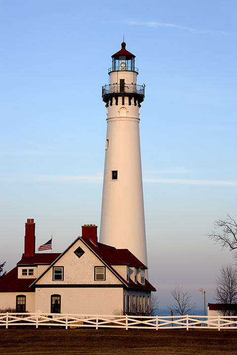 Wind Point Lighthouse (WI)