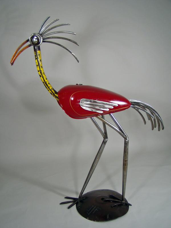 moto bird