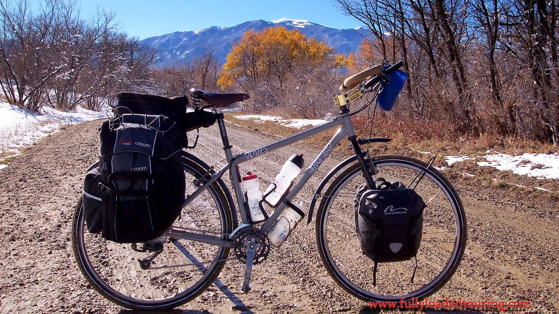 348    Ken - Touring Colorado - Kona Unit 2-9 touring bike