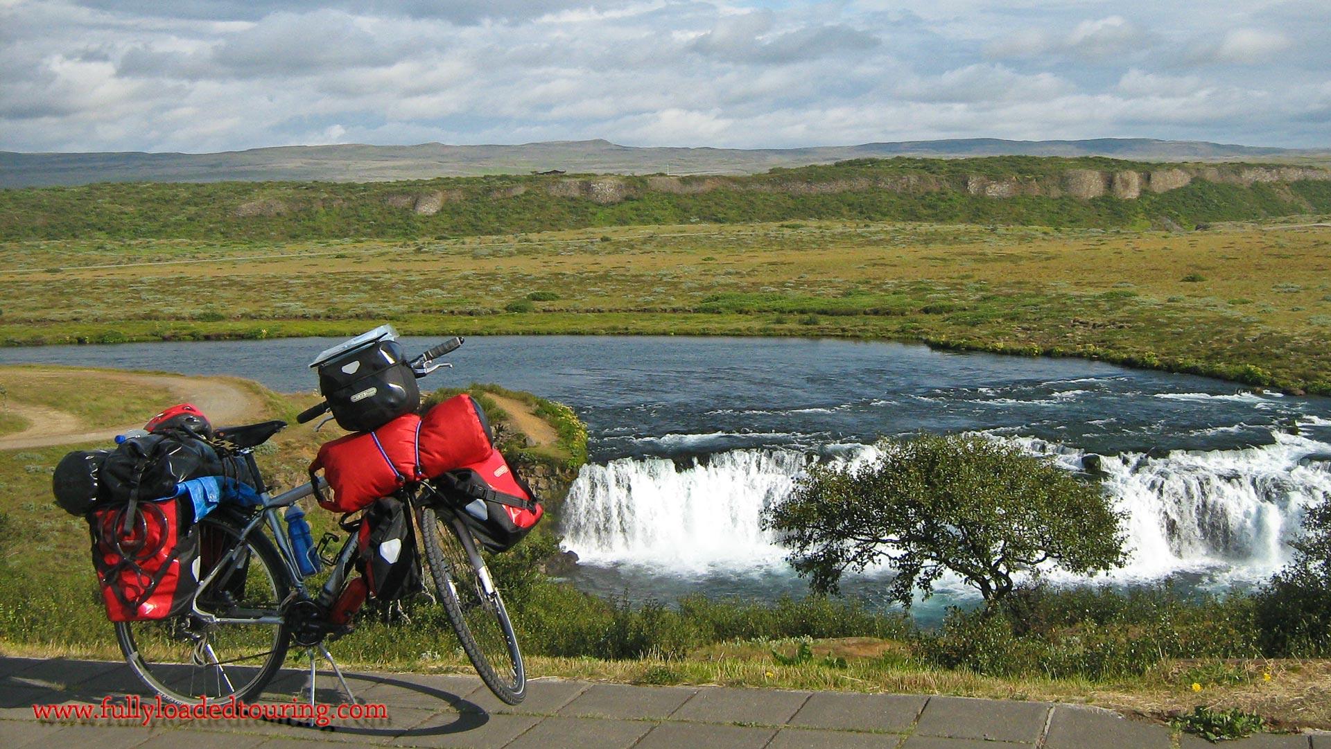 351    Pedro - Touring Iceland - Wheeler 6.3 touring bike