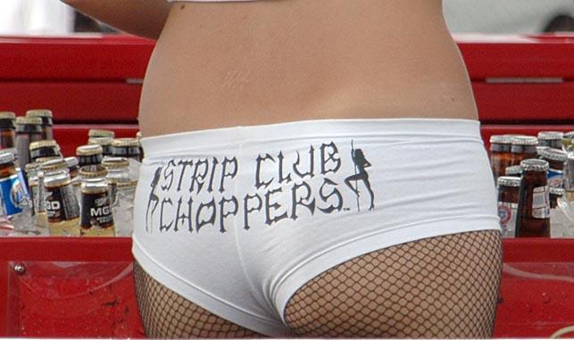 Strip Club Choppers Bar