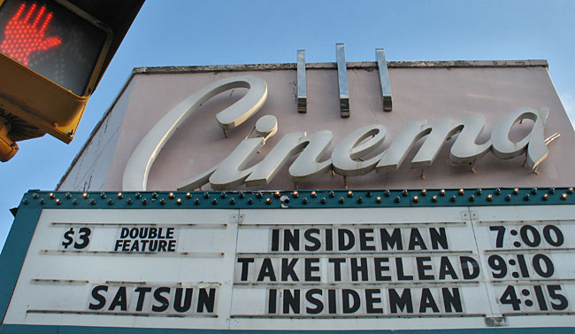 Cinema Theater, Rochester, New York