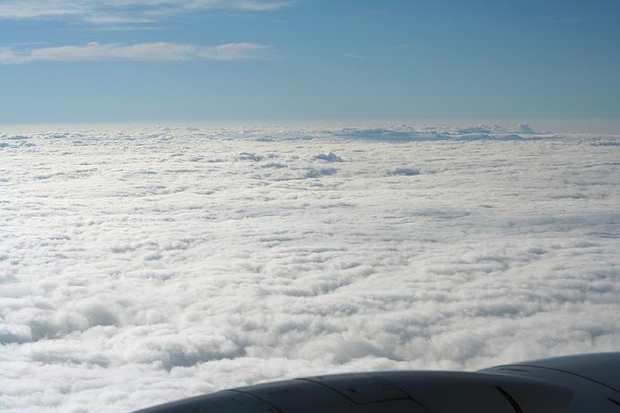 cloud cover going to Á¦ÁÖµµ