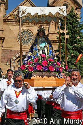 Cabelleros de Vargas 2010