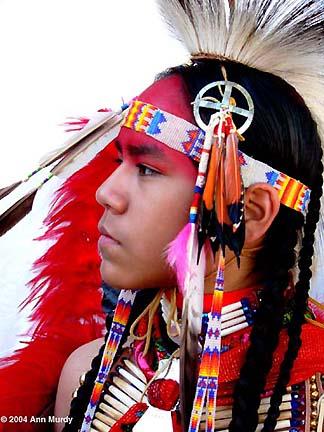 Malachi Tsoodle-Nelson, Kiowa-Navajo