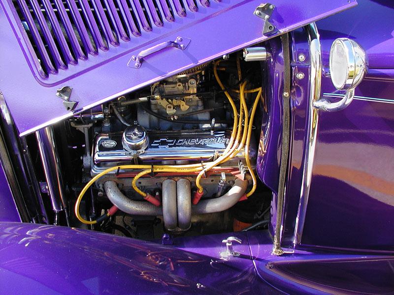 11 16 05 , Engine, car show .jpg