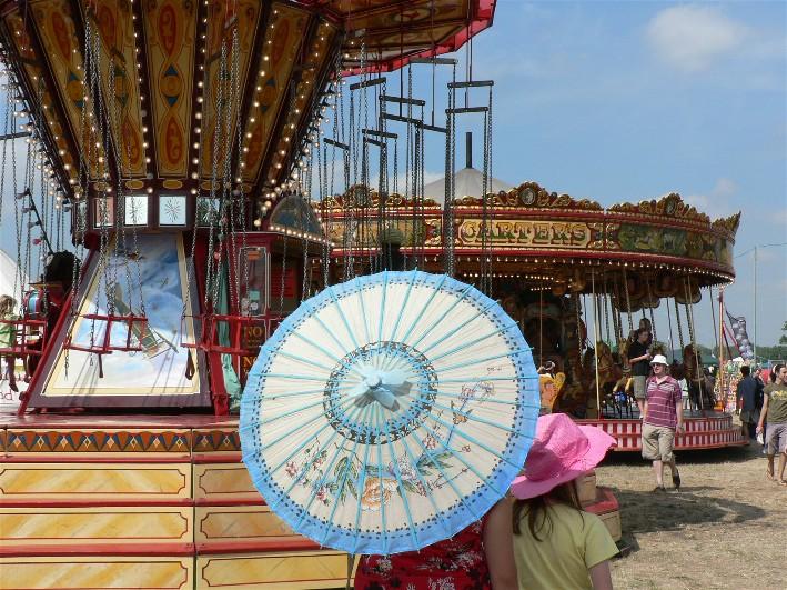Parasols & Carousels