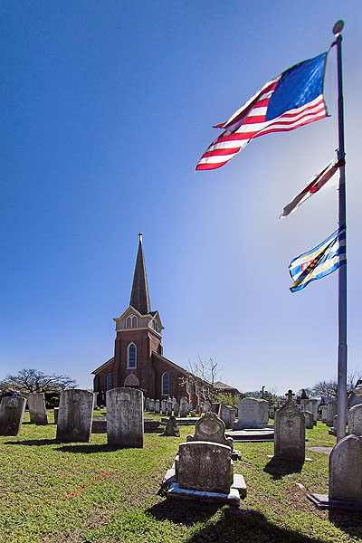 St. Peters Episcopal Church,  Lewes, Delaware