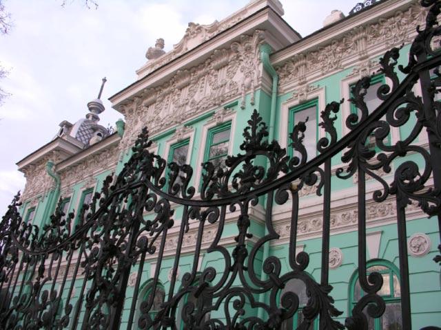 Kazan architecture