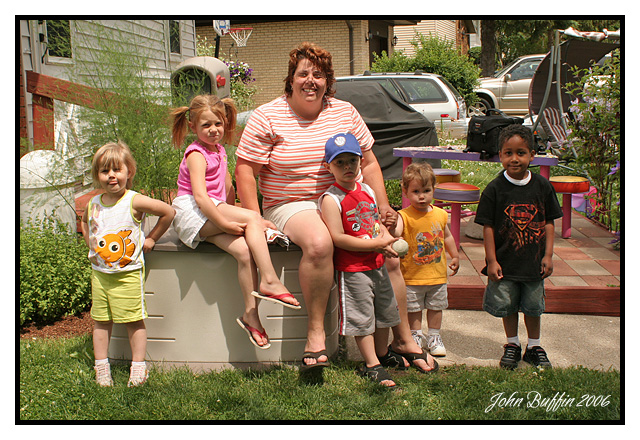 Day Care group<br>6.20.06