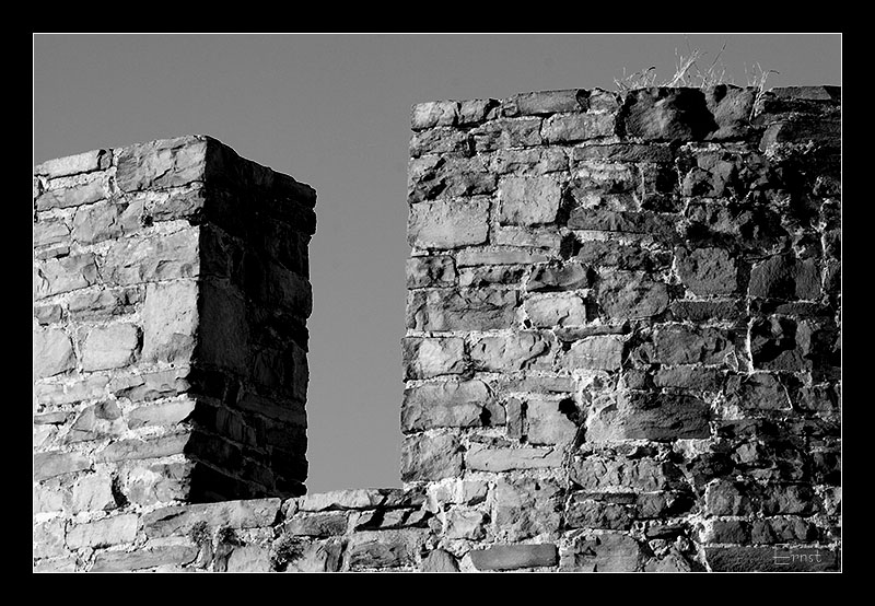 Stronghold B&W