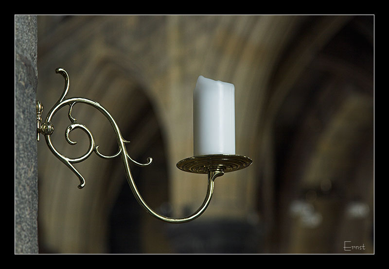 Sint Janskerk, candle