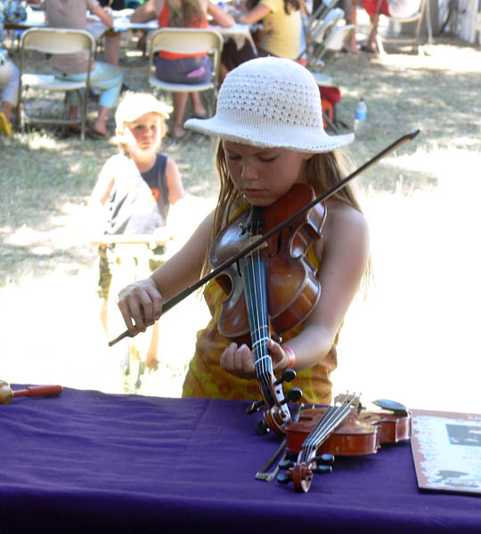 Young musician 2