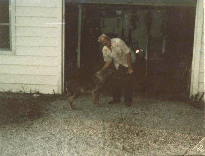 Dad Bigfoot - 1983