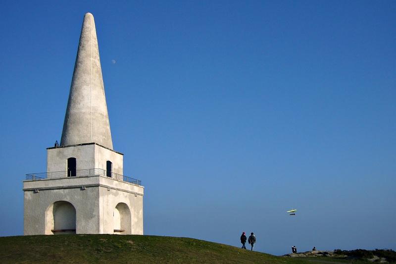 Obelisk, Killiney Hill