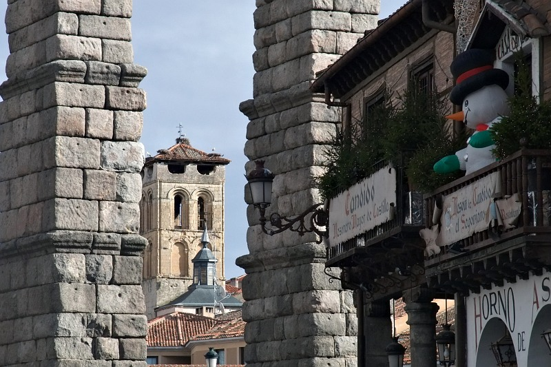 Segovia - Aqueduct