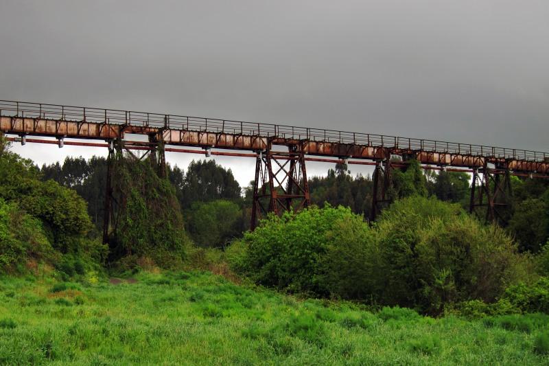 Old bridge, Rio Bueno