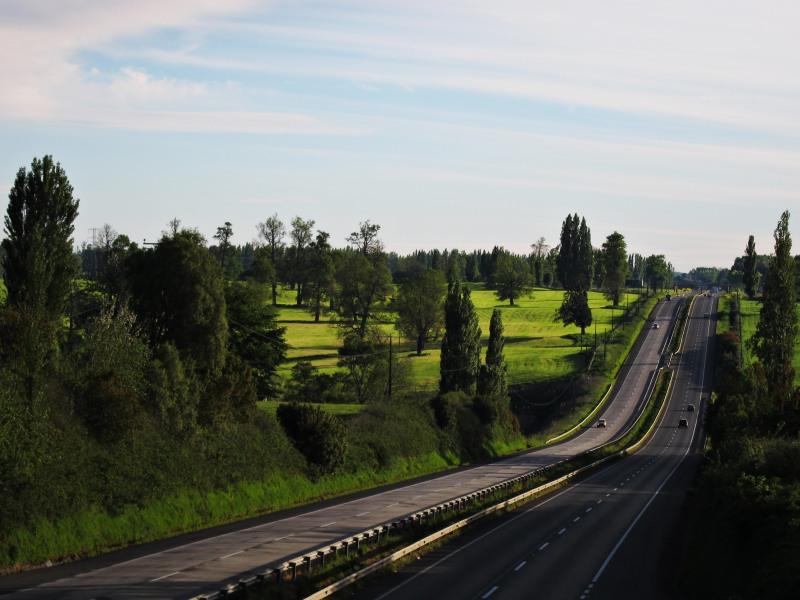 The PanAmerican (Ruta 5), near San Pablo