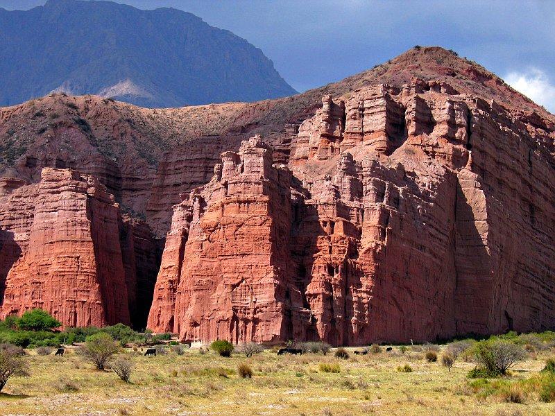 Quebrada de Cafayate - Los Castillos