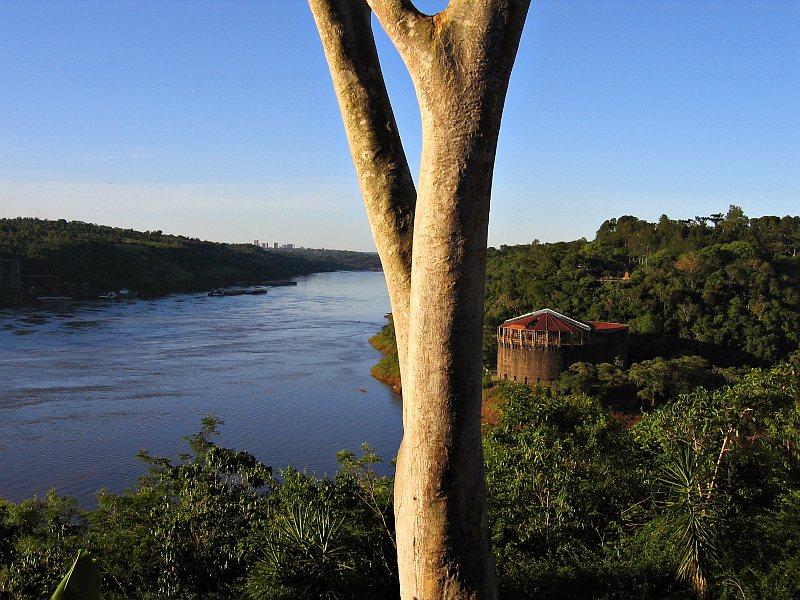 Puerto Iguazu - Three Countries