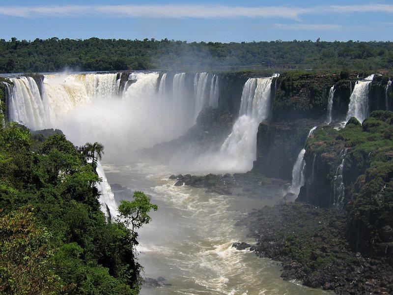 Garganta del Diablo, Iguazu (Brazil)