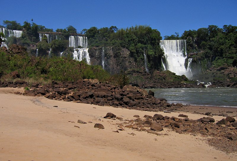 Iguazu - Isla San Martín