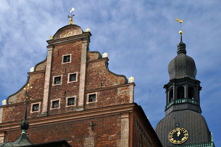 Riga - Dom Cathedral
