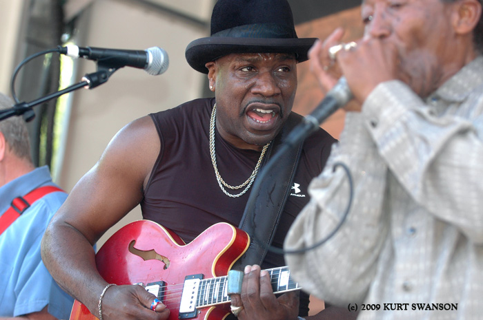 BIG BILL MORGANFIELD and WILLIE BIG EYES SMITH