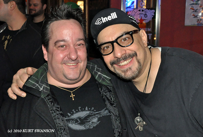 PAT SMILLIE AND PAT DINIZIO
