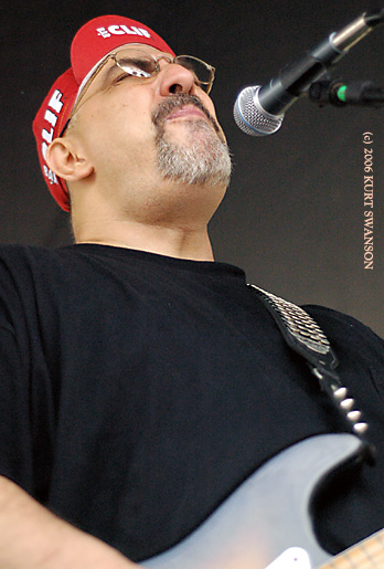 Pat DiNizio from The Smithereens