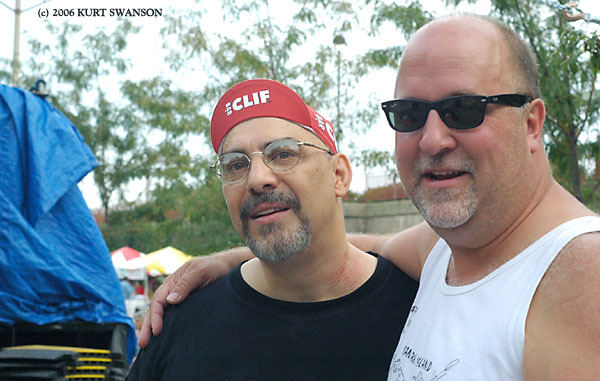 With Pat DiNizio