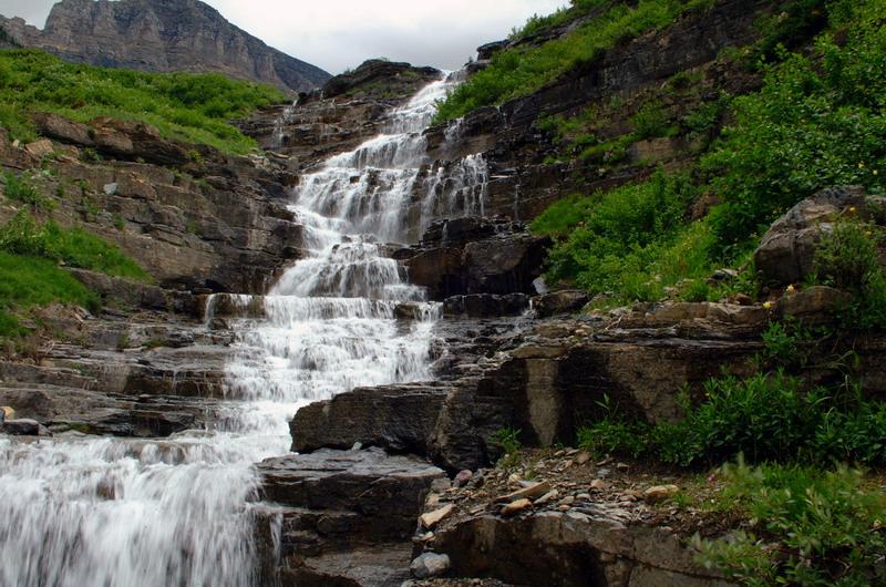 Triple Arches Falls