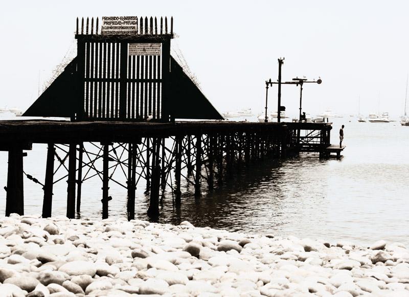 La Punta Pier