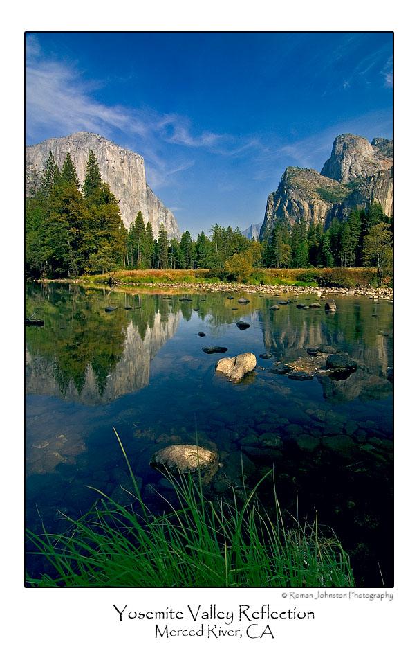Yosemite Valley Reflection.jpg   (Up To 30 x 45)