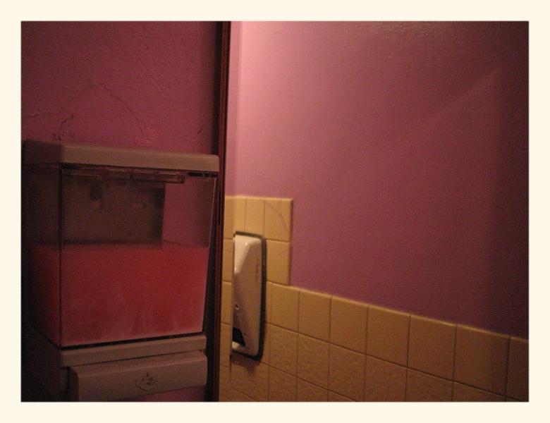 Odd Restroom Shades