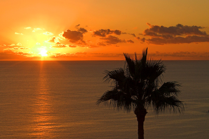 Sunset Patalavaka