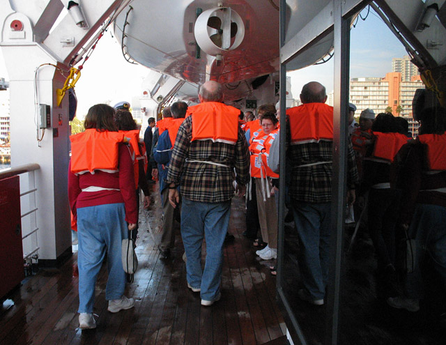 Lifeboat Drill